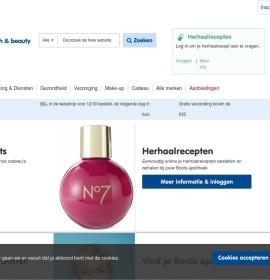 Boots – Drogerie & perfumerie w Niderlandach, Zierikzee
