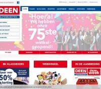Deen Supermarkt – Supermarkety & sklepy spożywcze w Niderlandach, Zuid-scharwoude