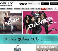 Kelly Fashion – Moda & sklepy odzieżowe w Niderlandach, Amsterdam Zuidoost
