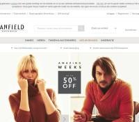 Manfield – Moda & sklepy odzieżowe w Niderlandach, Rijswijk Zh
