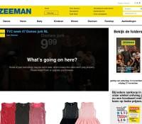 Zeeman – Moda & sklepy odzieżowe w Niderlandach, Rockanje