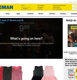 Zeeman – Moda & sklepy odzieżowe w Niderlandach, Schoonhoven